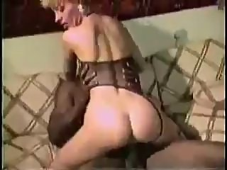 BBC fucks hot blonde wife