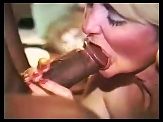 Slut Wife Sucking BBC