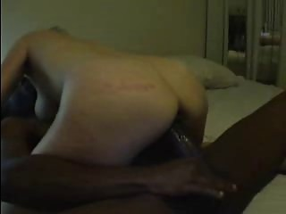 Hot wife creampie pussy by huge cock(cuckold)