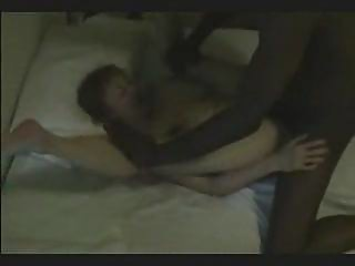 She Fucks BBC While Hubby Watches