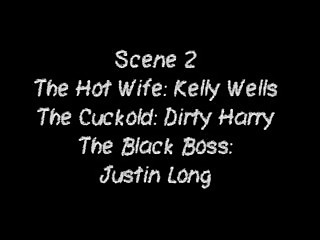 Kelly Wells, Dirty Harry, Justin Long; Cuckold - Scene 2 - Chatsworth pictu
